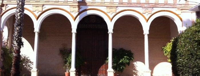 Monasterio San Clemente is one of Intra - Conventus (Conventos Intramuros Sevilla).