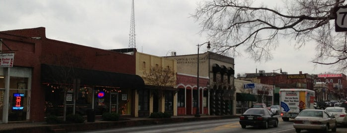 Old Downtown Douglasville is one of Cities.
