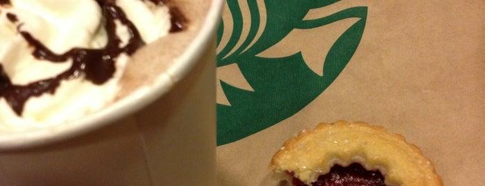 Starbucks is one of Stuff.