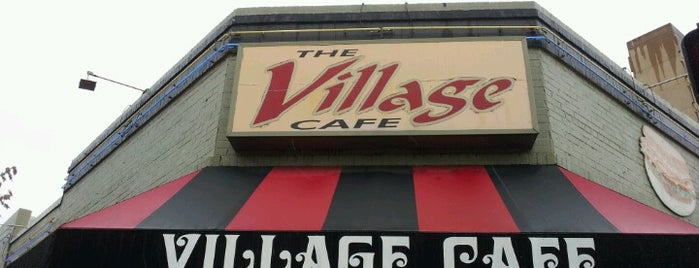 The Village Cafe is one of Triple D Restaurants.