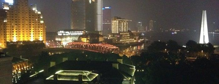 La Societe is one of Shanghai.
