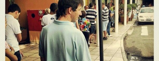 Trevo Loterias is one of Shopping Uberaba.