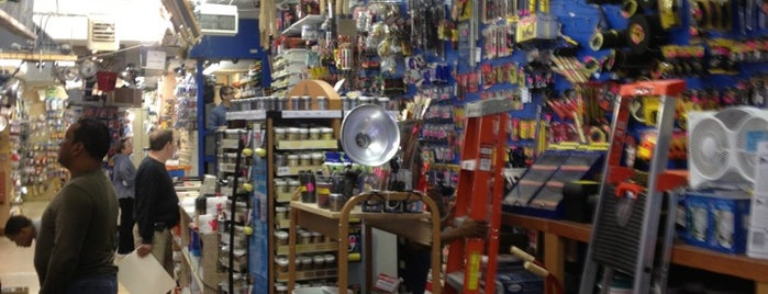 Beacon Paint & Hardware is one of Fixer Upper (NY).
