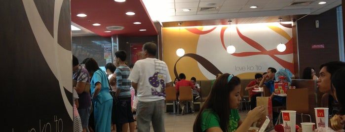McDonald's is one of Must-visit Fast Food Restaurants in San Pablo City.