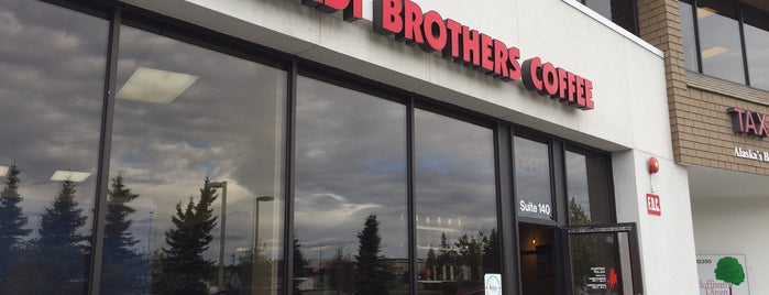Kaladi Brothers Coffee is one of Anchorage, AK.
