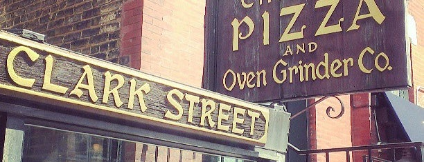 Chicago Pizza and Oven Grinder Co. is one of Chicago dinner spots.