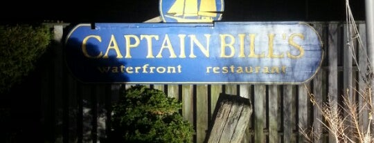Captain Bill's is one of Must-visit Food in Bay Shore.