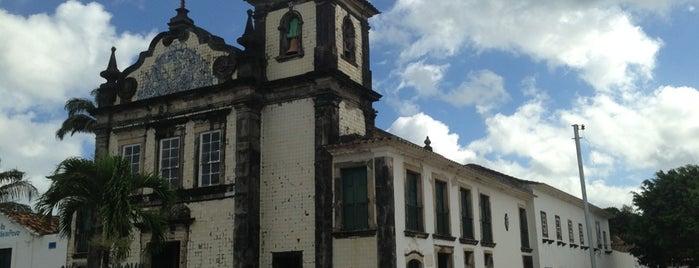 Igreja da Boa Viagem is one of DANIEL.