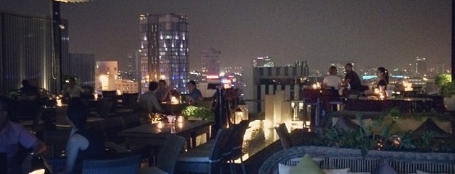 PANDORA Sky Lounge is one of Hav-to-go places in HCM City....