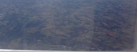 Gate B23 is one of Cincinnati Airport.