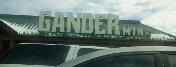 Gander Mountain is one of Paducah.