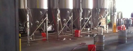 Half Full Brewery is one of New England Breweries.