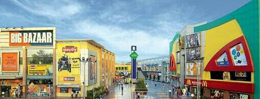 10 Acre Mall is one of Best Places to Shop in Ahmedabad.