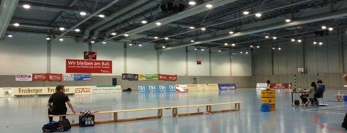 EnergieVerbund Arena Dresden is one of JYM Hockey Arenas TOP100.