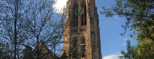 Battell Chapel is one of New Haven.