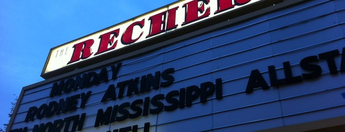 The Recher Theatre is one of bars.