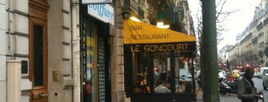 Métro Goncourt [11] is one of Métro de Paris.