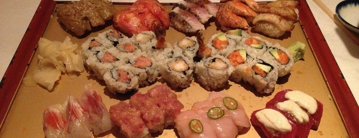 Sushi Seki UES is one of NYC Restaurants: To Go Pt. 2.