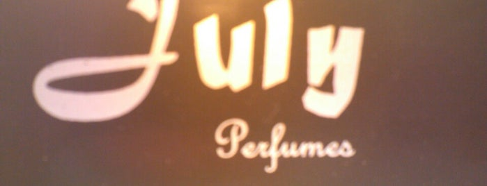 July Perfumes is one of Midway Mall.