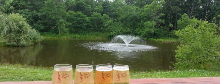 Pugliese Vineyards is one of Guide to East Marion's best spots.
