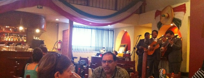 Restaurante El Campesino is one of 20 favorite restaurants.