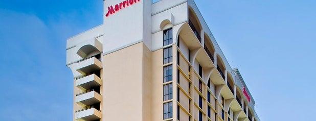 Charleston Marriott is one of my charleston places.