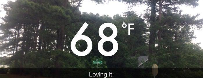 Goldsboro, NC is one of North Carolina.