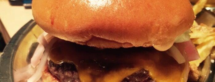 Burnout is one of Best Burgers in Spain.