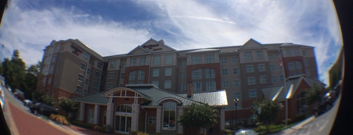 Residence Inn Baltimore Hunt Valley is one of Maryland Green Travel Hotels and Inns.