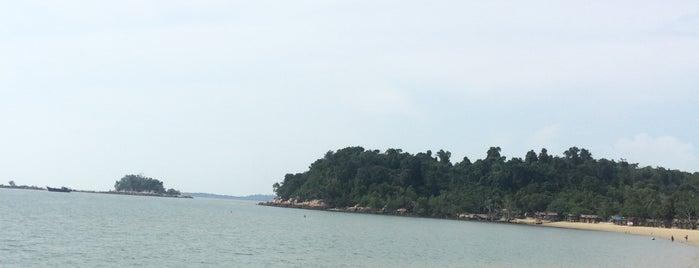 Pantai Pelawan is one of 20 favorite restaurants.