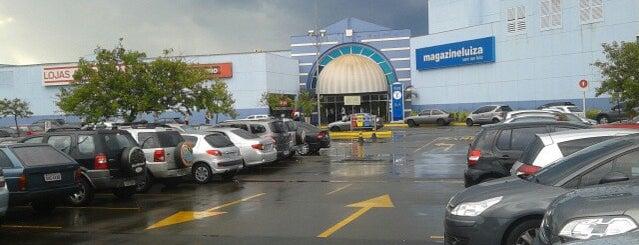 Tivoli Shopping is one of Reh.