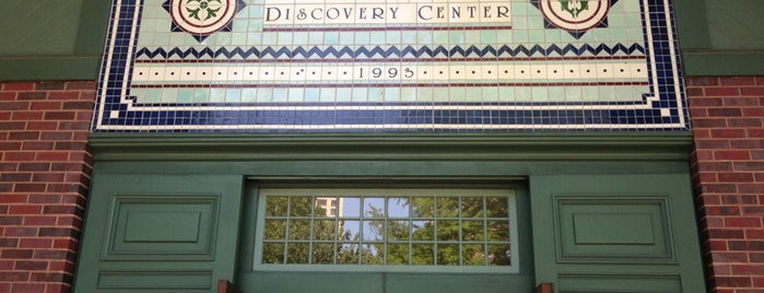 The Charles A. Dana Discovery Center is one of Secrets of NYC.