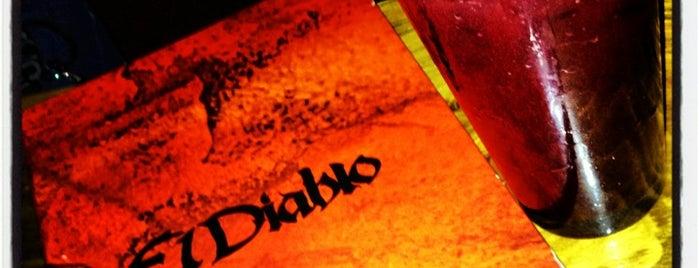 El Diablo is one of Restaurants.