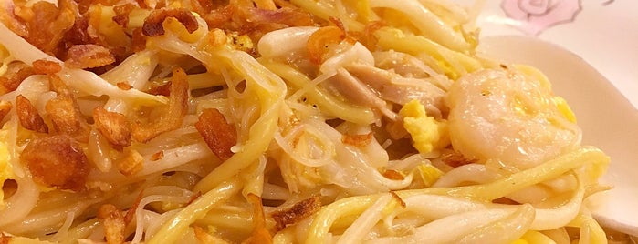 Auntie Sim Kitchen (缘自原味) is one of Selangor.