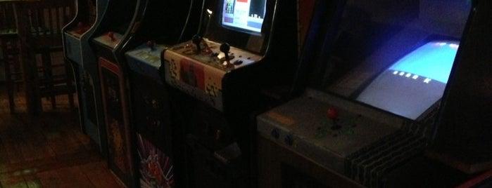 Arcadium is one of Video Game & Gamer Bars.