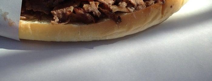 Çardak Büfe is one of Tapılası Hamburgerciler, Dönerciler, Sandviççiler.