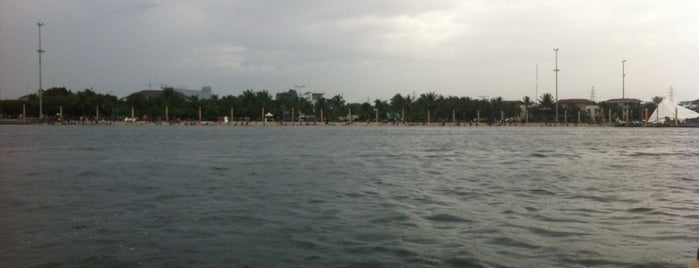 Putri Duyung Ancol is one of Enjoy Jakarta 2012 #4sqCities.