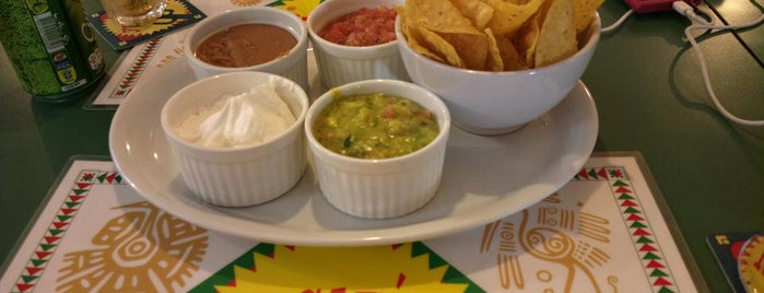 Yucatán is one of Top picks for Restaurants.