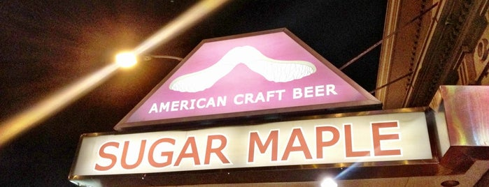 Sugar Maple is one of A Traveler's Guide to Milwaukee.