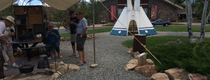 Buffalo Bill Center of the West is one of Best Places to Check out in United States Pt 5.