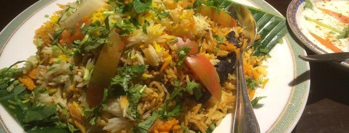 Sahifa Kebab Biryani is one of Asian Food.