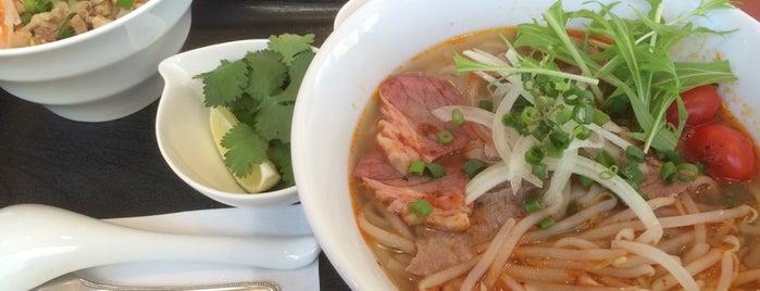 フォーナムナム is one of Asian Food.