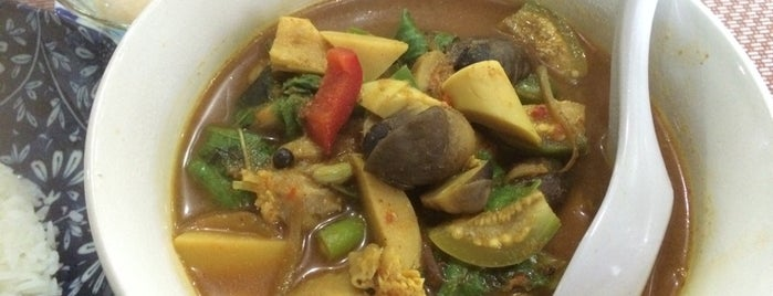 Somthai is one of Asian Food.