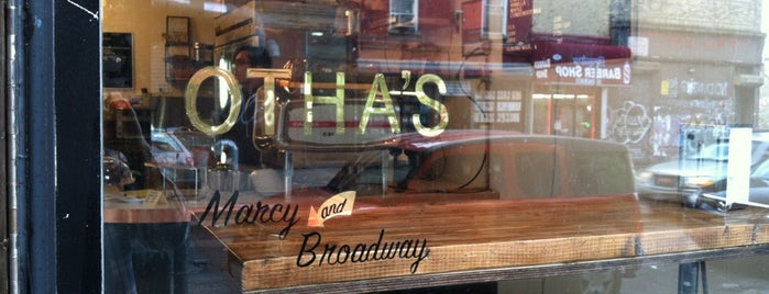 Otha's is one of Coffee NYC.