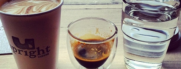 Upright Coffee is one of Coffee, coffee, coffee.