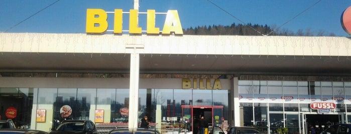 BILLA is one of BILLA Oberösterreich.
