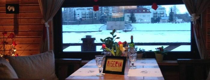 Regatta is one of ресторации.