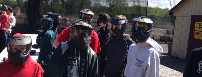 Lehigh valley paintball south is one of Expendables 2.