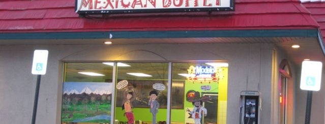 Guadalajara Family Mexican Restaurant is one of Favorite affordable date spots.