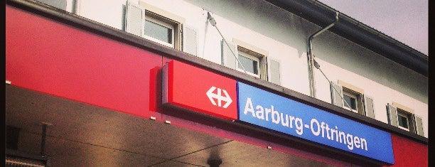 Bahnhof Aarburg-Oftringen is one of Bahnhöfe Top 200 Schweiz.